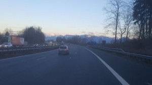 On the Road (16:00 / Bad Feilenbach)