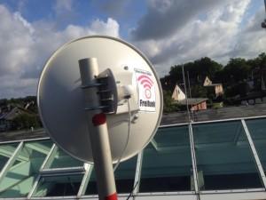 Bild Freifunk Antenne