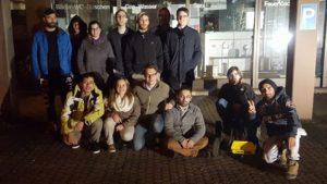 Dank an unser großartiges Ingolstädter Sortier- und Packteam